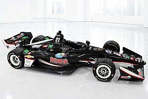Ed Carpenter Racing revela colores de auto de Pigot para San Petersburgo
