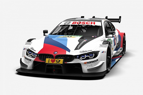 DTM Special feature Gallery: BMW reveals DTM liveries for 2018