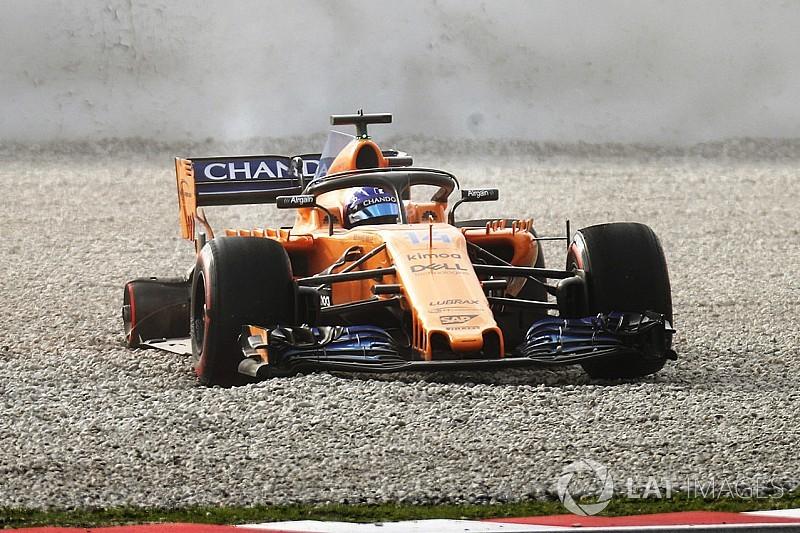 Déjà des problèmes pour Alonso et McLaren!