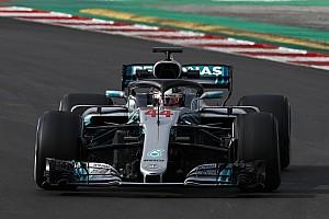 Formula 1 Test raporu Barcelona testleri 4. gün - Haftanın en hızlı ismi Hamilton oldu!
