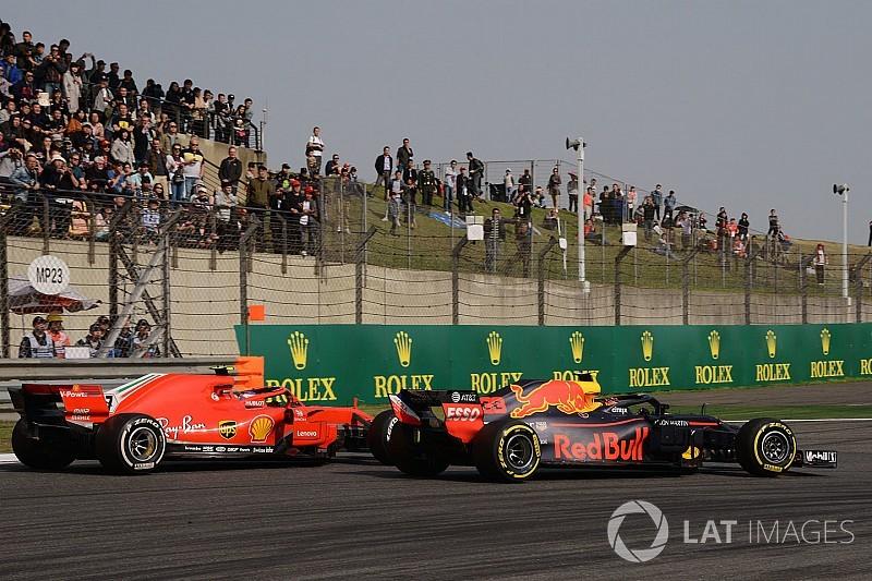 "F1レースディレクター「フェルスタッペンは""より注意深く""なるはず」"