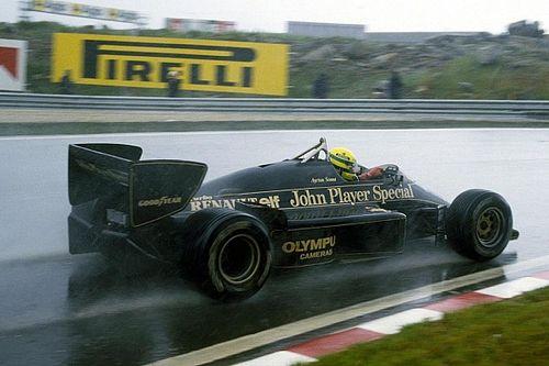 アイルトン・セナ、初勝利から35年。運を味方に、大雨エストリルを駆け抜けた日