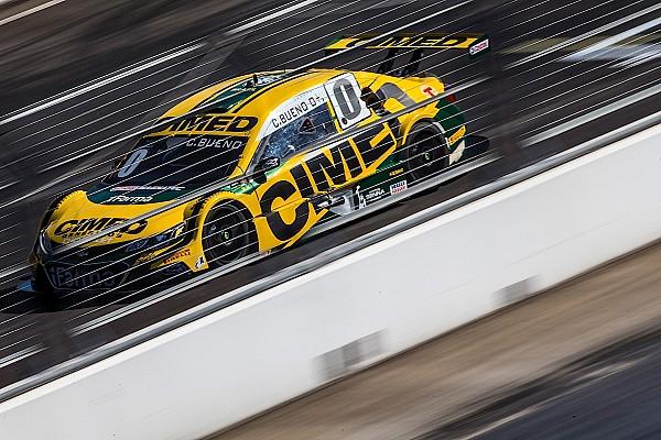 Stock Car Brasil Relato da corrida Cacá Bueno segura Zonta e vence corrida 1 no Velopark
