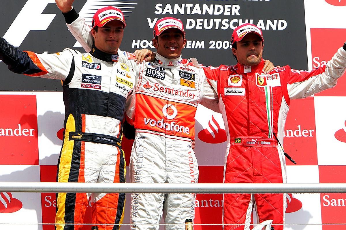 10 anos: Relembre o último pódio com dois brasileiros na F1