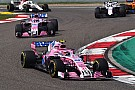 Pijnlijke eerste ronde kost Force India opnieuw punten