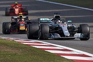 Chinese GP statistics: Hamilton sets new points record