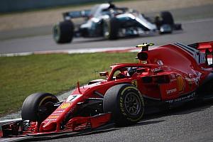 Fórmula 1 Noticias Raikkonen piensa que la F1 2018 es impredecible