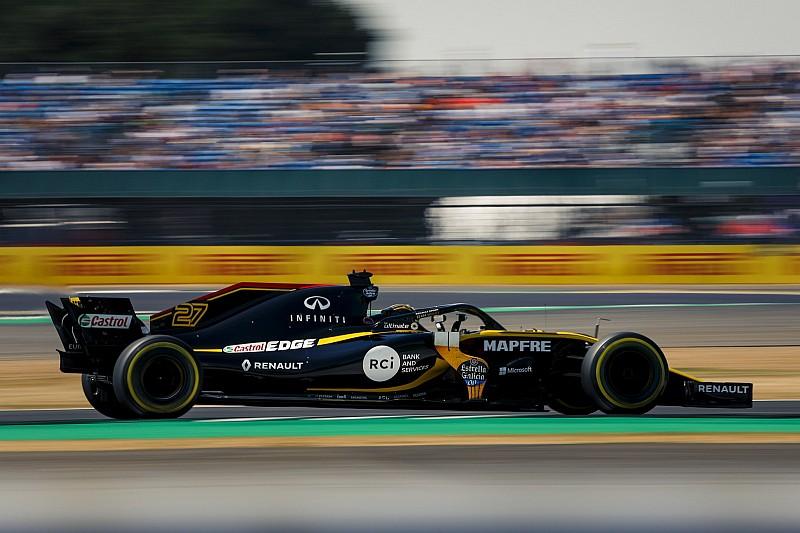 Renault: Mit neuem Flügel und mehr Optimismus nach Hockenheim