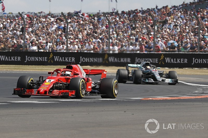 "Mercedes' deliberate crash suggestion ""silly"" - Vettel"