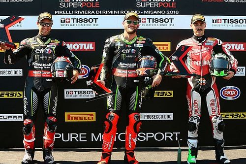 Misano WSBK: Sykes beats Rea to pole by 0.033s