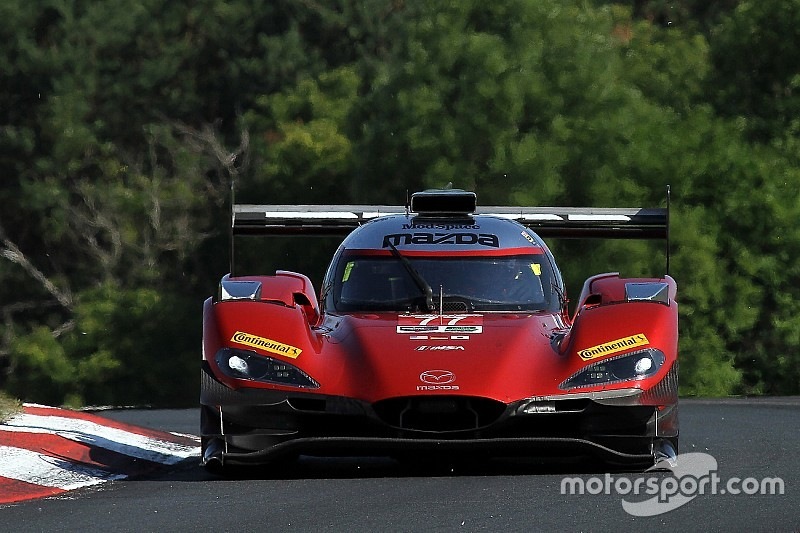 Road America IMSA: Jarvis tops incident-packed first practice