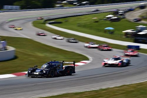 "Taylor: Losing CTMP victory to CORE LMP2 ""out of our control"""