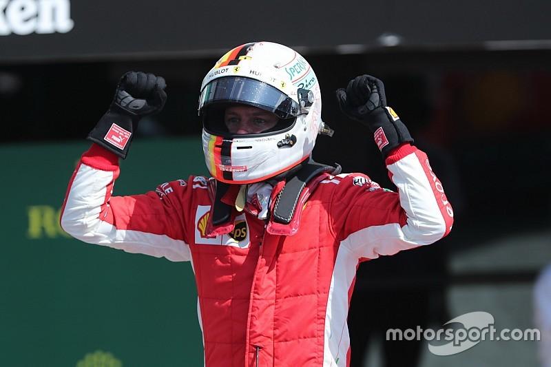 """Vettel a eu """"très tard"""" la conviction de faire carrière en F1"""