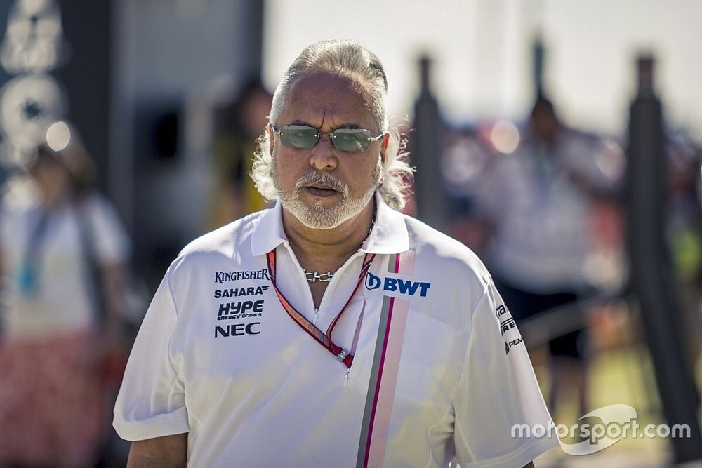 Ex-Force India chief Mallya loses extradition appeal