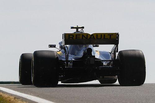 Renault planea un nuevo concepto aerodinámico para Alemania