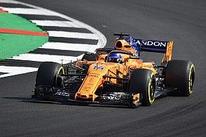 """McLaren foi """"além do limite"""" no classificatório, diz Alonso"""