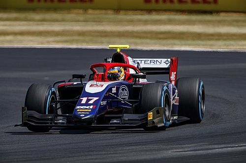 Ferrucci vier F2-wedstrijden geschorst na rammen teamgenoot