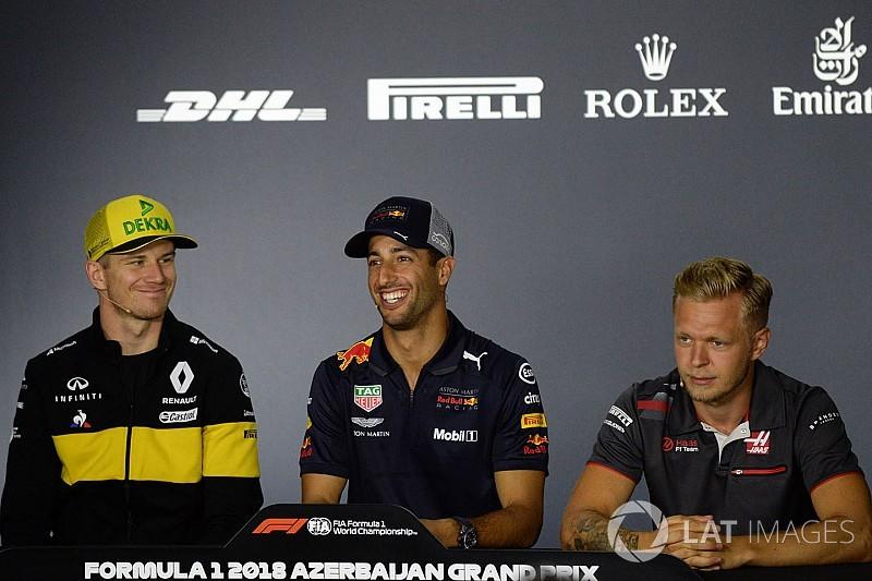 İspanya GP'si basın toplantısı programı açıklandı