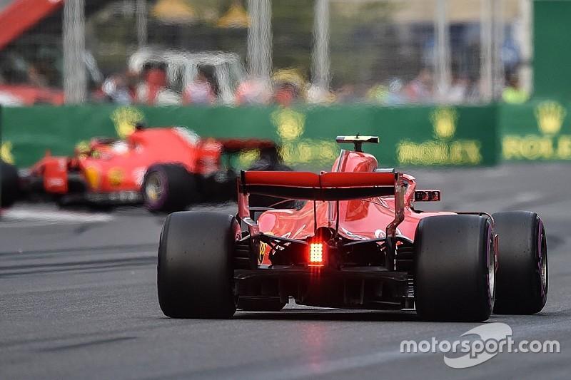 Хэмилтона удивило нежелание Ferrari открыто применять командую тактику