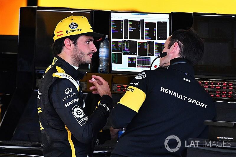 Renault negocia con Sainz para que se quede a partir de 2019