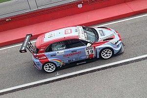Eric Scalvini centra la prima pole position con la Hyundai ad Imola
