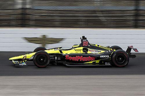 Sébastien Bourdais, fer de lance Honda à Indy