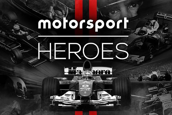 """Speciale Motorsport.com Motorsport Network con lo sceneggiatore di """"Senna"""" Manish Pandey per """"Motorsport Heroes"""""""