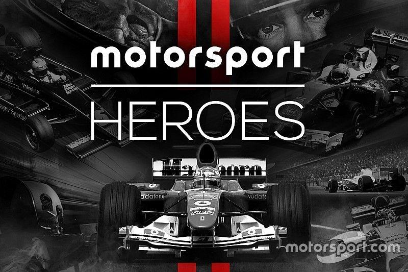 """Motorsport Network con lo sceneggiatore di """"Senna"""" Manish Pandey per """"Motorsport Heroes"""""""