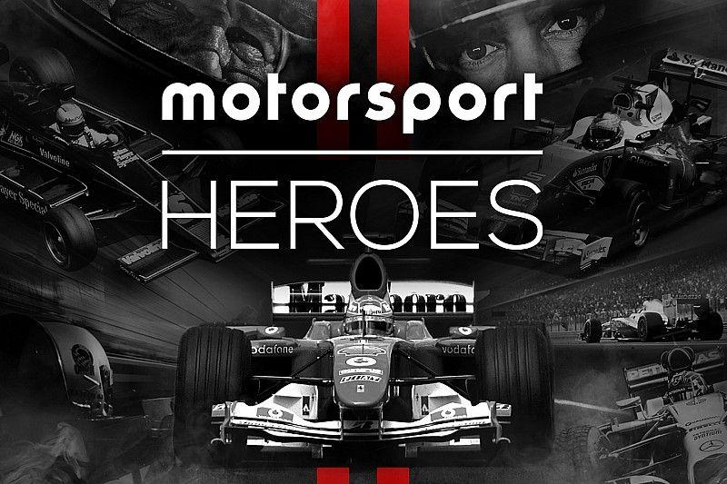 """Motorsport Network s'associe avec le producteur de """"Senna"""" pour """"Motorsport Heroes"""""""