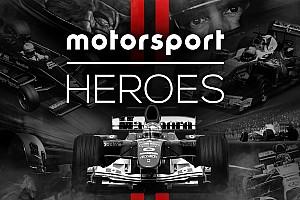 Motorsport Network faz parceria com escritor e produtor executivo de