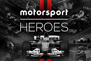 Motorsport Heroes – Five stories, one enduring spirit