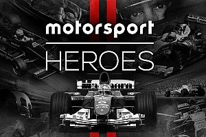 A Senna film írója is részt vesz a Motorsport Heroes készítésében