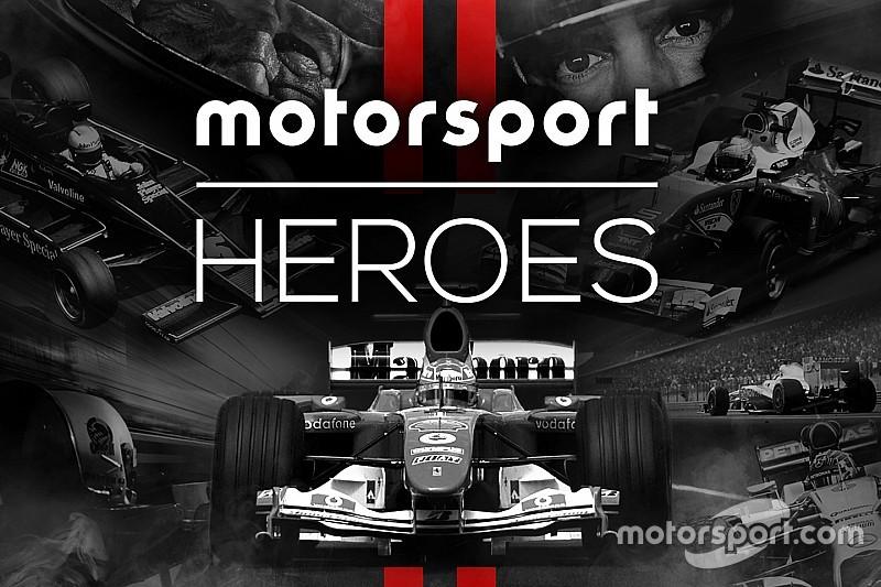 Motorsport Network se asocia con el productor ejecutivo de 'Senna' para 'Motorsport Heroes'