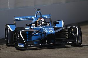 Formule E Actualités Buemi insatisfait après avoir
