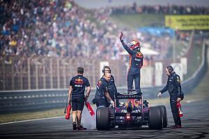 Verstappen: Circuit Zandvoort zal 'fantastisch' zijn met 2020-auto