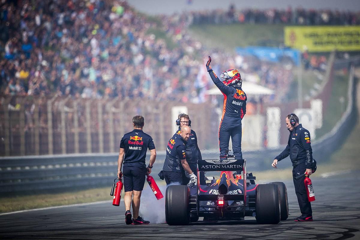 Wanneer komt Max Verstappen in actie tijdens de Jumbo Racedagen?
