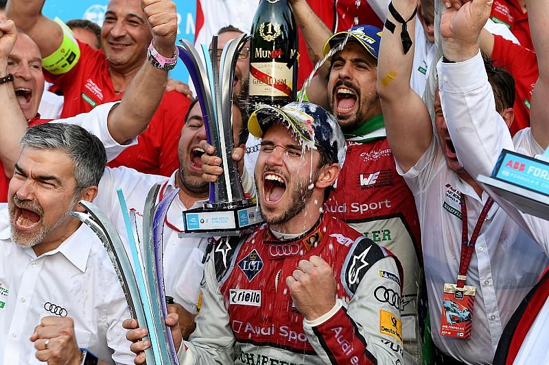 L'Audi rinnova con Lucas Di Grassi e Daniel Abt