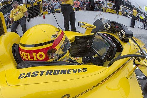 La lluvia interrumpe la clasificación para Indy 500