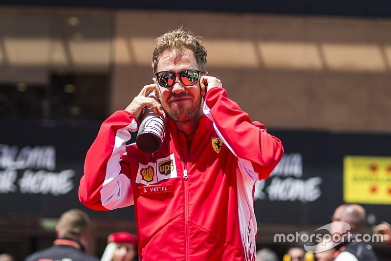 Ferrari: Vettel evidenzia tre punti di crisi e non ci sono solo le gomme