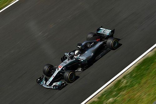 Hamilton lidera dobradinha da Mercedes no TL3 em Barcelona
