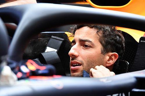 """El ritmo de Mercedes en clasificación """"hirió"""" a Ricciardo"""