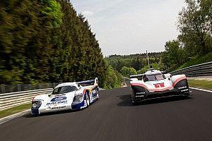 Porsche vise le record mythique de Bellof sur le Nürburgring