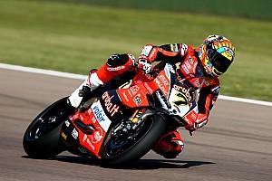 World Superbike Crónica de entrenamientos Rea y Davies empatan en Imola