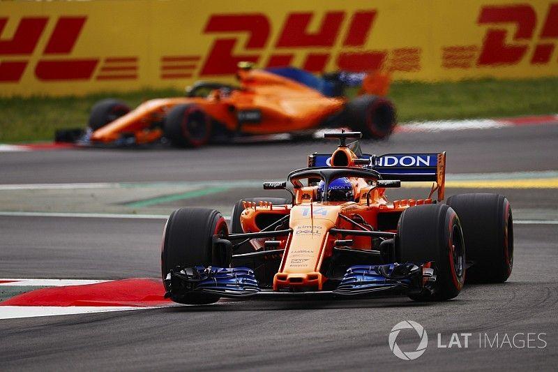 Alonso satisfecho de que las actualizaciones funcionaron en McLaren