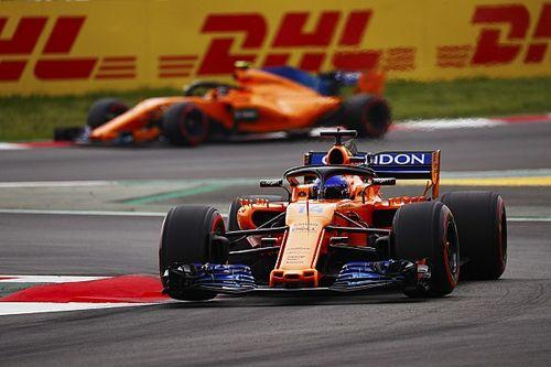 """Alonso heeft top-zes nog niet binnen handbereik: """"Topteams zijn klasse apart"""""""