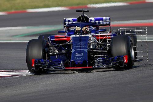 Toro Rosso: Gelael gira in mattinata, Gasly solo nel pomeriggio