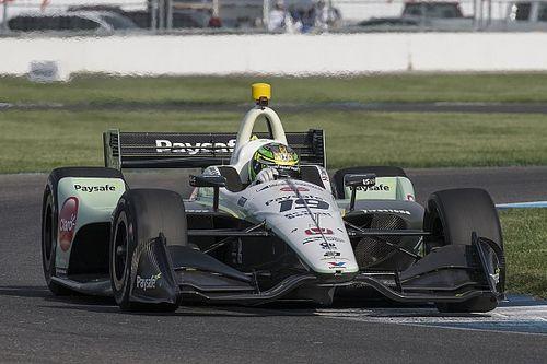 Zachary Claman De Melo claims best IndyCar finish