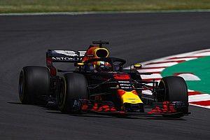 """红牛:轮胎在巴塞罗那工作情况""""很奇怪"""""""