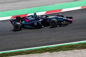 F2 Barcelona: Pole pozisyonu arka arkaya ikinci kez Albon'ın