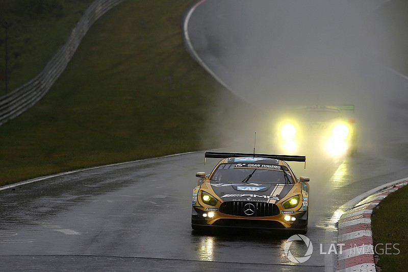 "Christodoulou felt ""a bit robbed"" after Nurburgring defeat"
